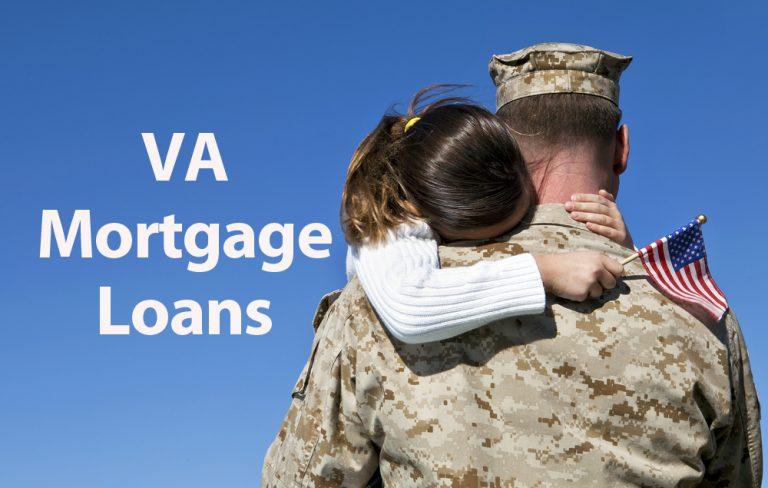 VA Mortgages California